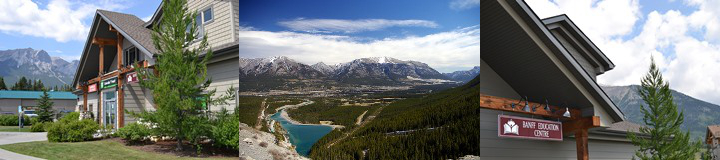 【閉校】Banff Education Center (BEC) Rocky Mountainsトップ画像