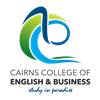 Cairns College of English and Businessロゴ