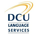 DCU Dublin City University Language Servicesロゴ