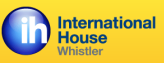 International House Whistlerロゴ