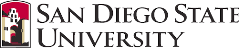 San Diego State Universityロゴ