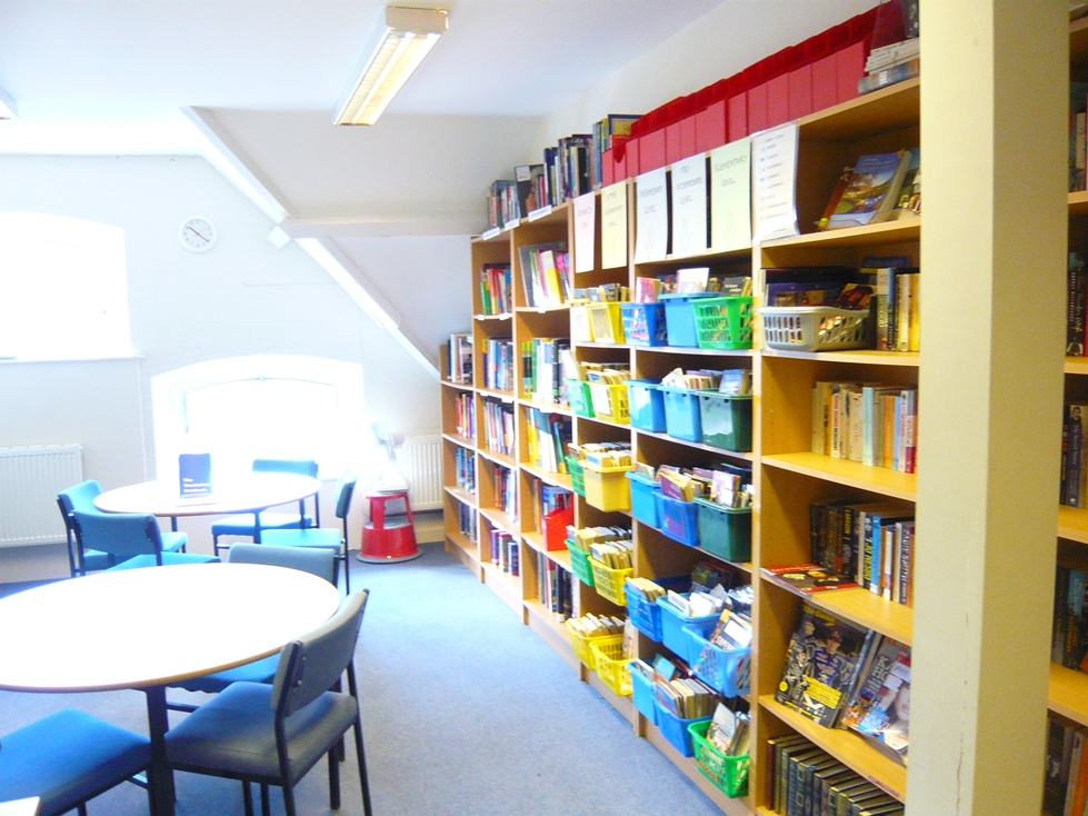 beet language centre library